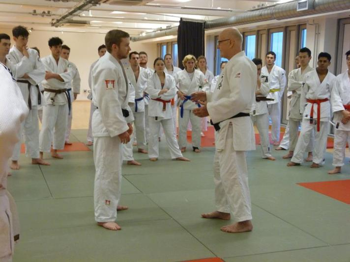 judo w